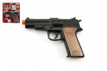 Pistole na kapsle 8 ran kov 14 cm