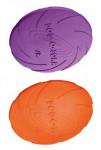 Hračka pes Létající talíř MINI Mix barev 15cm TR 1ks