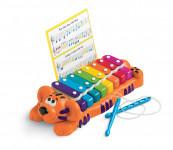 Tygřík klavír a xylofon