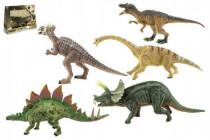 Dinosaurus hýbající se plast 16cm - mix variant či barev