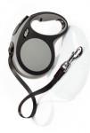 Vodítko flexi Comfort L pásek 5m/60kg šedá
