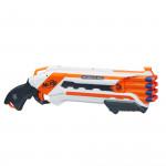 NERF Elite pistole střílí 2 šipky najednou - VÝPRODEJ