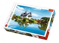 Puzzle Palác Sanphet Prasat 1000 dílků