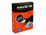 Rodenticid BRODISAN BLUE MM měkká návnada 150g