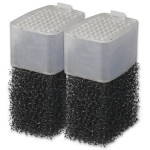 Filtr vnitřní - náhradní pěna + aktivní uhlí Tommi 2 ks