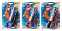 Vystřelovací raketa Omega 2010 - mix variant či barev
