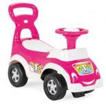 Odrážedlo autíčko pro nejmenší růžové - VÝPRODEJ
