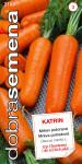 Dobrá semena Mrkev - Katrin poloraná, typ Chantenay 3g - VÝPRODEJ