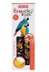 Crunchy Stick Parrot Buráky/Banán 2ks Zolux