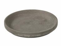 Podmiska EVITA keramická impregnovaná čedičový melír d18cm