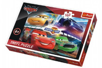 Puzzle Cars 3 Disney 41x27,5cm 160 dílků