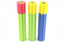 Vodní trubice pěnová stříkací 35cm - mix variant či barev