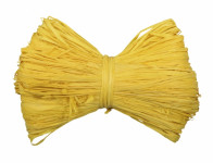 Lýko RAFFIA provaz žluté 50g