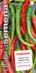 Dobrá semena Paprika zeleninová beraní roh - Poseidon, pálivý 40s