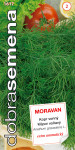 Dobrá semena Kopr vonný - Moravan 3g