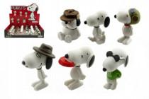 Snoopy figurka plast 5cm - mix variant či barev