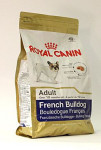 Royal Canin BREED Francouzský Buldoček Adult 3 kg