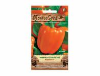 Osivo Paprika zeleninová KUBISTA F1, do skleníku, oranžová