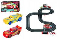 Autodráha Carrera First Auta 3/Cars 3,5m plast na baterie
