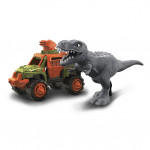 Truck a dinosaurus - mix variant či barev - VÝPRODEJ