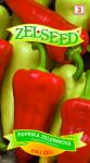 Seva Zelseed Paprika zeleninová kapie - Viki Zel pole 0,7g - VÝPRODEJ