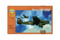 Model Aero MB-200 1:72 22,3x31,2cm