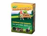 Aktivátor kompostu BIOKOMPOSTER 1kg - VÝPRODEJ