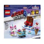 LEGO Movie 70822 Nejroztomilejší přátelé Unikitty! - VÝPRODEJ