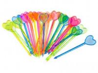 napichovátko PARTY COLLECTION plastové (30ks) - mix barev