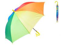 Deštník barevný 66 cm
