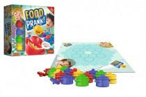 """Food Prank """"Žertování s jídlem"""" společenská hra"""