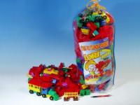 Stavebnice LORI 500 balení pro školky plast 500ks v pytli