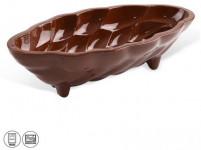 forma na vánočku 33x15,5x9,5cm keramická - VÝPRODEJ