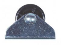 kolečko nábytkové pevné 24mm (50ks)