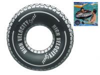 Kruh nafukovací 119 cm design pneumatika