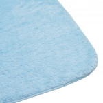 Dětská deka New Baby 90x80 modrá - VÝPRODEJ