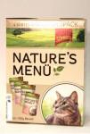 Schmusy Cat Nature Menu kapsa 4x3x100g multipack