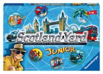 Ravensburger hra Scotland Yard Junior