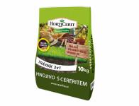 Hnojivo RAŠELINA HORTICERIT na trávník 3v1 10kg