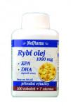 Rybí olej 1000mg +EPA+DHA MedPharma 100tob