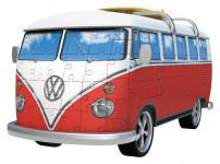 VW autobus 162 dílků 3D
