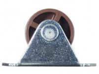 kolečko nábytkové pevné 32mm (50ks)