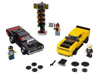 Lego Speed Champions 75893 2018 Dodge Challenger SRT Demon a 1970