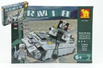 Stavebnice Dromader Vojáci Tank 22601
