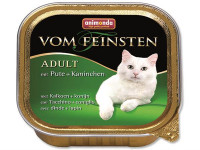 Animonda VomFeinsten Clas. cat van.- krůta, králík 100 g