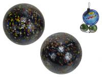 Kuličky skleněné 5 cm 2 ks - mix variant či barev