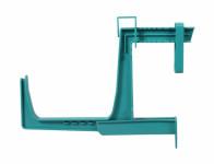 Držák samozavlažovacího truhlíku EXTRA LINE modrý