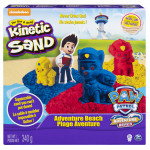 Kinetic sand Tlapková patrola hrací sada