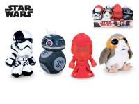 Star Wars plyšoví 18 cm v DBX - mix variant či barev