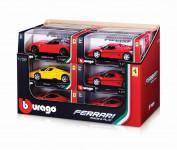 Bburago 1:32 Ferrari Race & Play - mix variant či barev